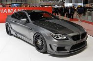 bmw hamann mirr6r BMW M6 F06 Tuning Widebody 4 190x126 Hamann Power! Der BMW M6 Hamann Mirr6r