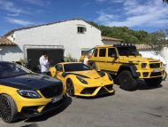 mansory tuning amg yellow 1 190x143 Mercedes G63 AMG 6×6 Gronos vom Tuner Mansory
