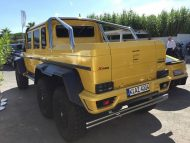 mansory tuning amg yellow 4 190x143 Mercedes G63 AMG 6×6 Gronos vom Tuner Mansory