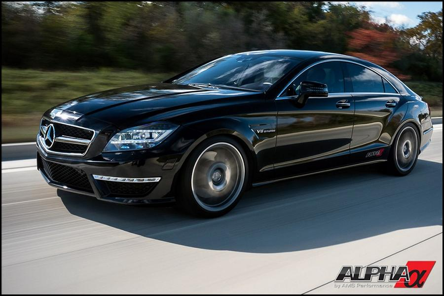 Mercedes E63 CLS63 AMG AMS Performance Alpha 9 Tuning 11