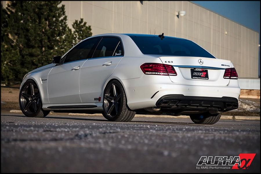 Mercedes E63 CLS63 AMG AMS Performance Alpha 9 Tuning 2
