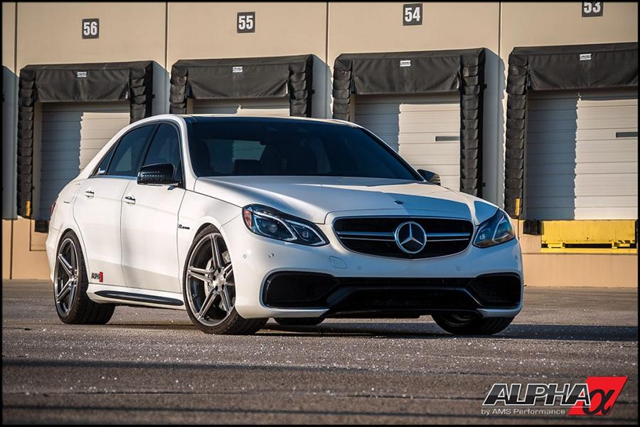 Mercedes E63 CLS63 AMG AMS Performance Alpha 9 Tuning 4