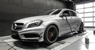 11807543 10153397078186236 5964648680000694736 o 310x165 More power for the Mercedes A45 AMG by Mcchip DKR