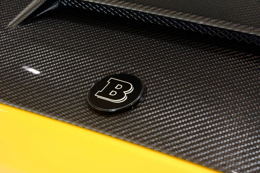 Brabus Mercedes G63 700 Solarbeam Yellow Crazy Color G700 Tuning 10