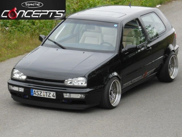 special concepts tuning am vw golf 3 vr6 turbo. Black Bedroom Furniture Sets. Home Design Ideas