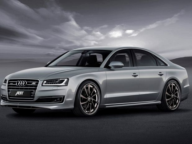 ABT audi a8 tuning 1 Audi A8 Facelift von ABT Tuning inklusive 540PS