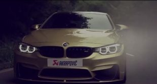 Akrapovic BMW M4 2 310x165 Akrapovic BMW M4 Coupe! Soundfile...