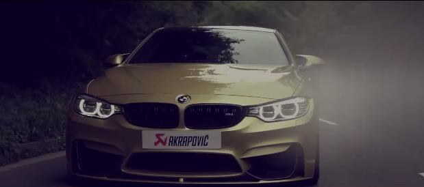 Akrapovic BMW M4 2 Akrapovic BMW M4 Coupe! Soundfile...