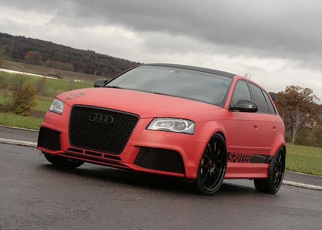 Audi RS3 sportec 1 Sportec mit Tuning am AUDI RS3