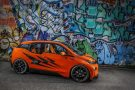 BMW I3 von 3D Design 3 135x90 3D Design spaciges Japan Tuning am BMW I3