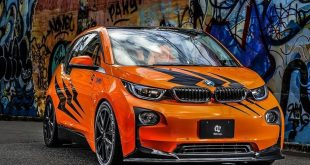 BMW I3 von 3D Design 310x165 3D Design spaciges Japan Tuning am BMW I3