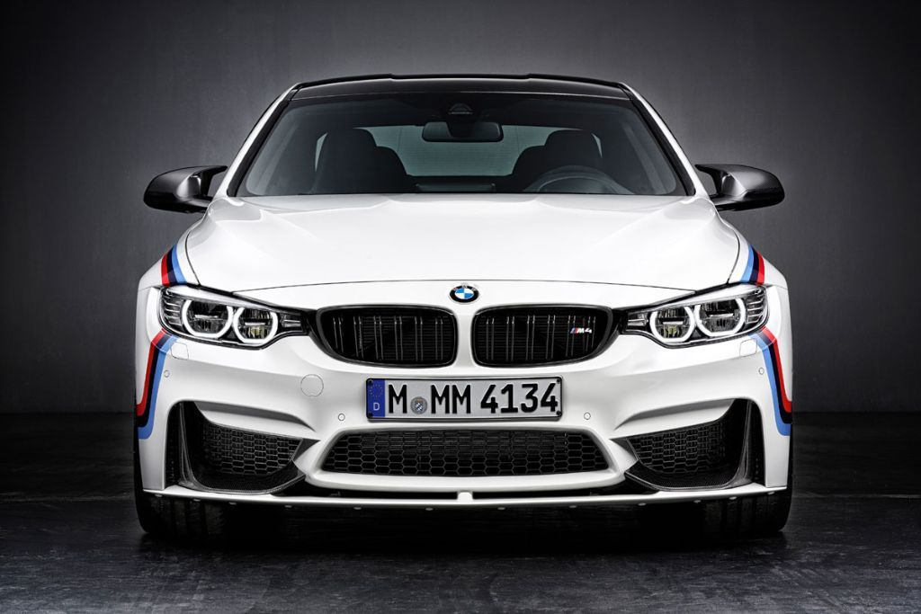 BMW M4 M Performance Parts BMW M4 1 Tuning ab Werk am BMW M4 mit Hilfe von M Performance