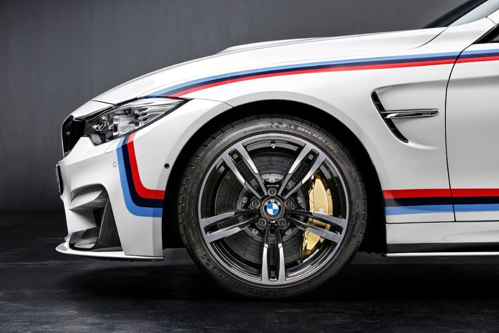 BMW M4 M Performance Parts BMW M4 4 Tuning ab Werk am BMW M4 mit Hilfe von M Performance