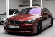 G Power Hurricane RS BMW E60 M5 Limousine Kompressor 1 190x127 820PS im BMW E61 M5 Touring von G Power!