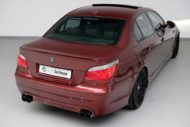 G Power Hurricane RS BMW E60 M5 Limousine Kompressor 6 190x127 820PS im BMW E61 M5 Touring von G Power!