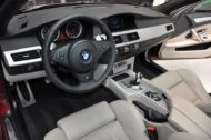 G Power Hurricane RS BMW E60 M5 Limousine Kompressor 8 190x126 820PS im BMW E61 M5 Touring von G Power!