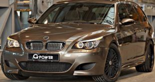 G Power M5 Hurricane BMW Touring Header 310x165 820PS im BMW E61 M5 Touring von G Power!