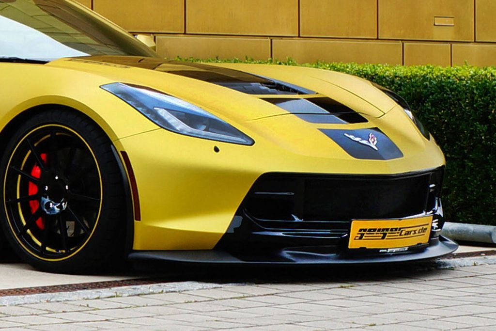 GeigerCars C7 Stingray 7 GeigerCars mit 590PS Corvette C7 Stingray!