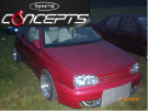 Golf 3 VR6 Turbo 135x101 Special Concepts Tuning am VW Golf 3 VR6 Turbo