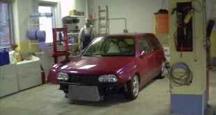 Golf 3 VR6 Turbo4 310x165 Special Concepts Tuning am VW Golf 3 VR6 Turbo