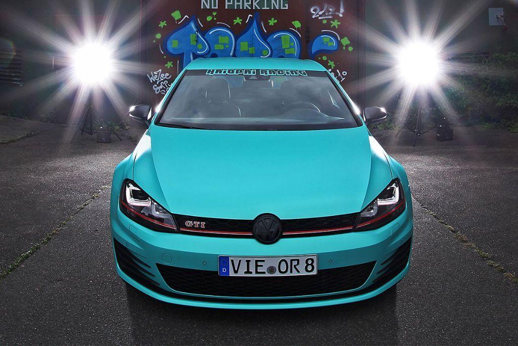 Golf GTI Performance von Camshaft PP Performance 3 Endlich. Software für den VW Golf GTI VII geknackt! PP Performance zeigt wie
