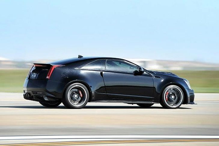Hennessey VR1200 Cadillac CTS V 3 Cadillac CTS V von Hennessey Performance! 1240PS  > ohne Worte