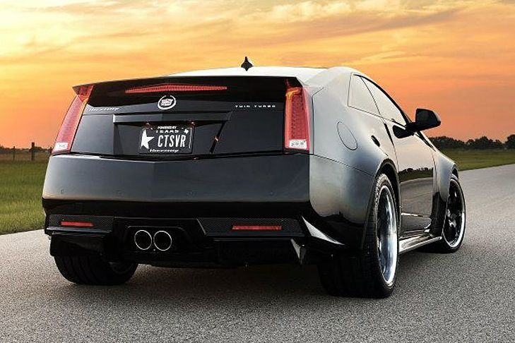 Hennessey VR1200 Cadillac CTS V 4 Cadillac CTS V von Hennessey Performance! 1240PS  > ohne Worte
