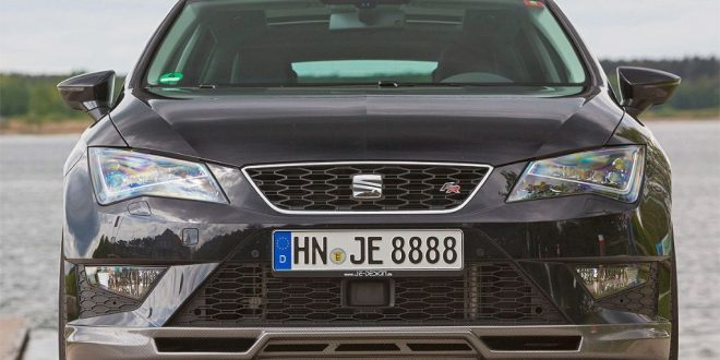 seat leon st fr 2 0 tdi by je design magazin. Black Bedroom Furniture Sets. Home Design Ideas