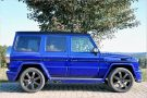 Mercedes G Special Customs Chemnitz 21 135x90 German Special Customs mit Breitbau Mercedes G Klasse