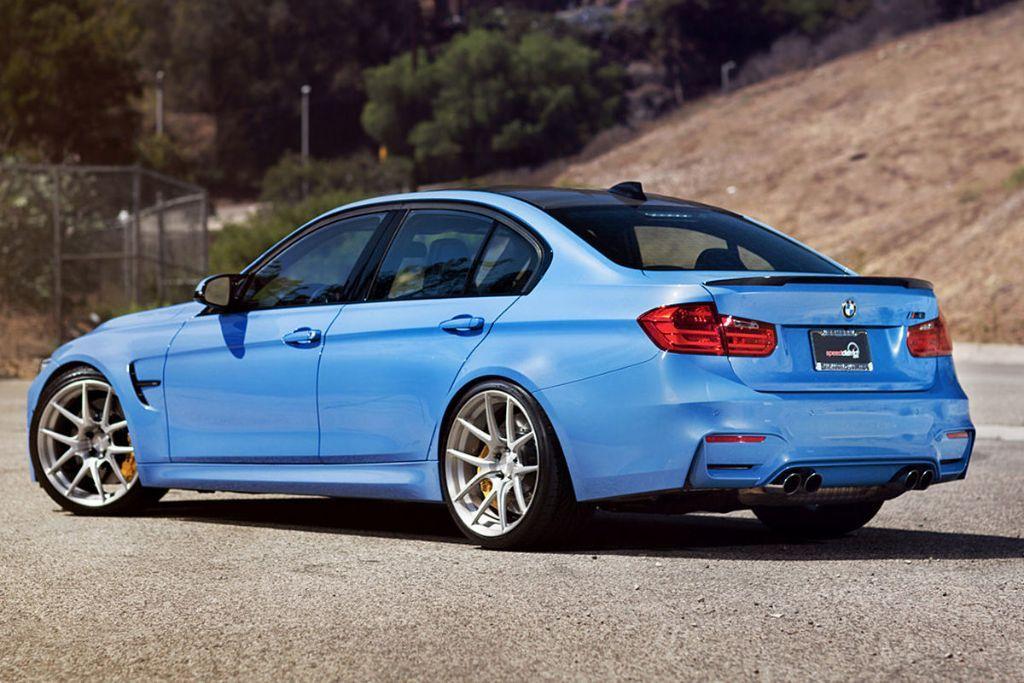 Speed District BMW M3 6