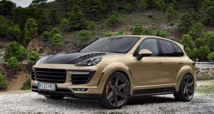 TopCar Cayenne Vantage Gold tuning 1 310x165 Porsche Cayenne from Russia. Tuning by Topcar!
