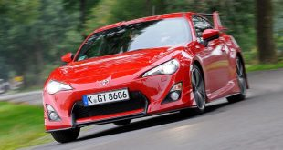 Toyota GT86 tuning cosworth 3 310x165 Toyota GT86 from Cosworth! Propulsion with 280PS