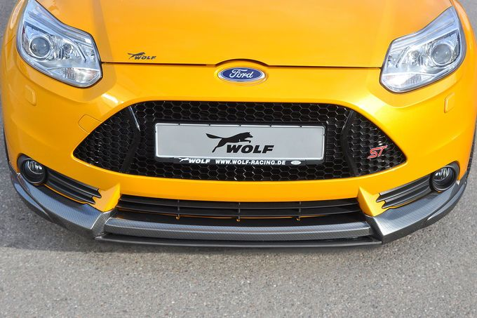 Wolf Racing Ford Focus ST 7 370PS im Ford Focus? Wolf Racing macht´s möglich!