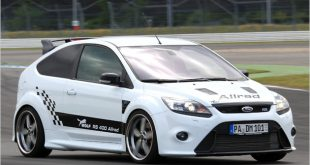 Limitiert   WOLF RACING Carbon Paket am Ford Focus RS MK3