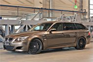 g power BMW M5 2 190x127 820PS im BMW E61 M5 Touring von G Power!