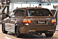 g power BMW M5 3 190x127 820PS im BMW E61 M5 Touring von G Power!