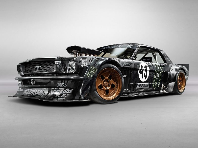 hoonicorn rtr ford mustang 1