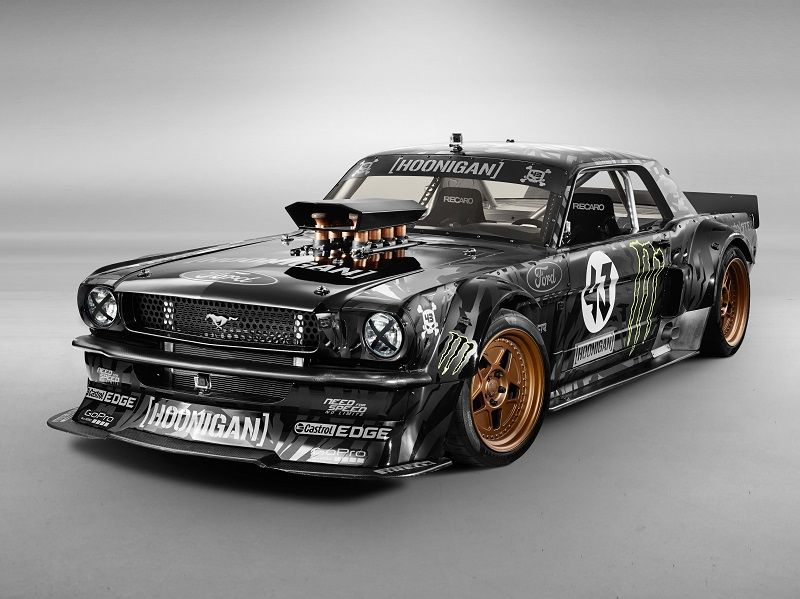 hoonicorn rtr ford mustang 2