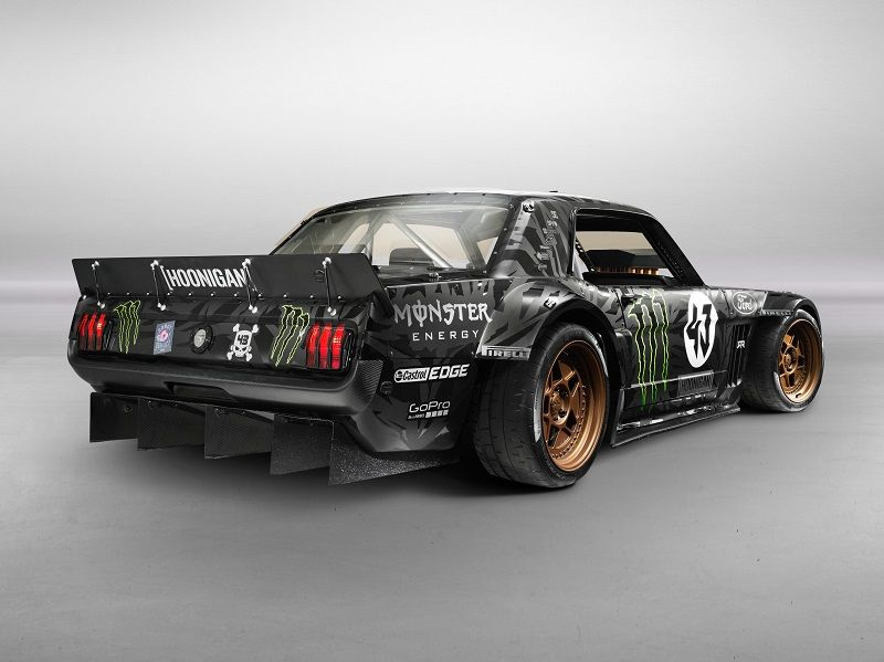 hoonicorn rtr ford mustang 5