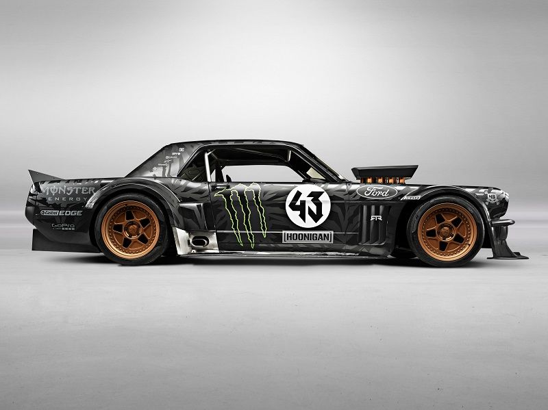 hoonicorn rtr ford mustang 6