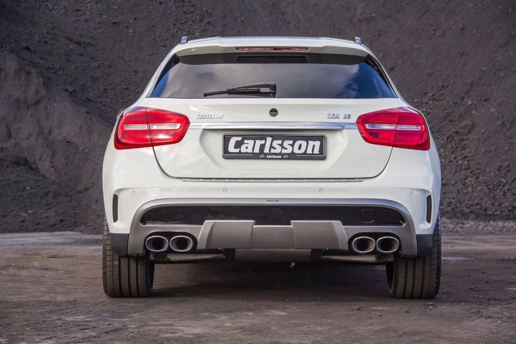 mercedes gla carlsson 1 Mercedes GLA mit mehr Power von Carlsson Tuning
