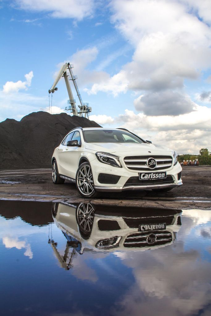 mercedes gla carlsson 2 Mercedes GLA mit mehr Power von Carlsson Tuning