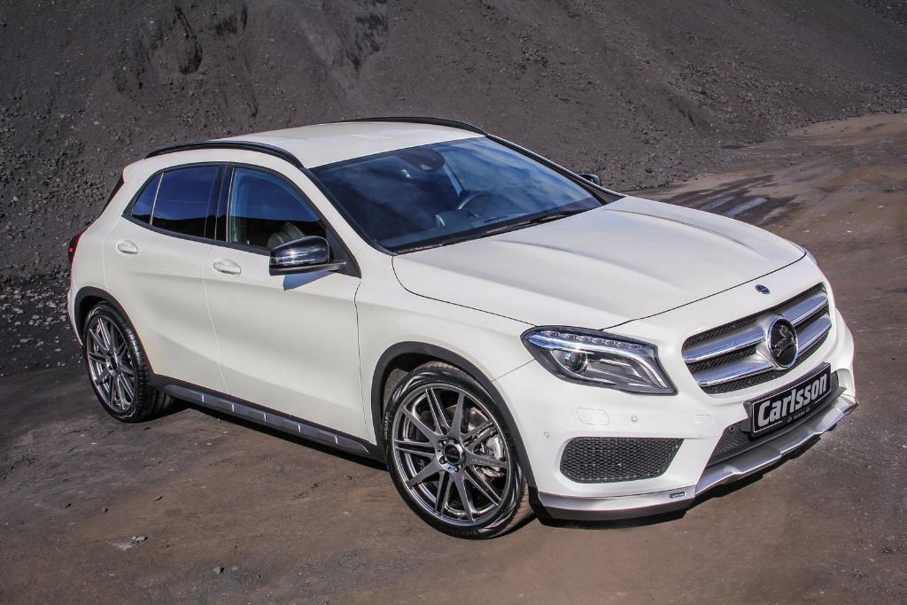 mercedes gla carlsson 3 Mercedes GLA mit mehr Power von Carlsson Tuning