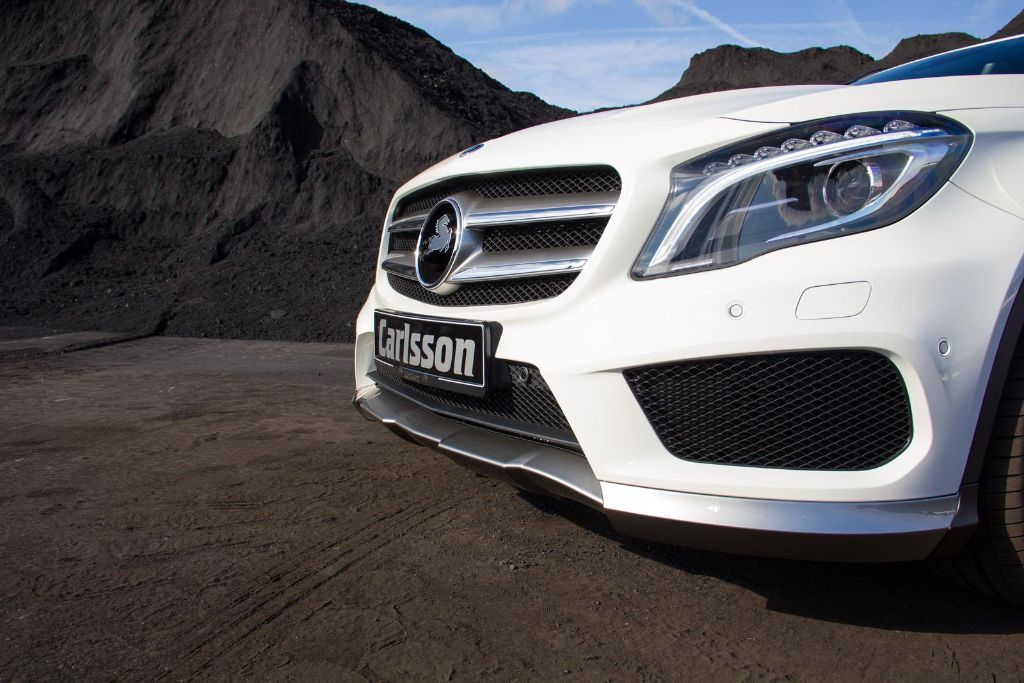 mercedes gla carlsson 4 Mercedes GLA mit mehr Power von Carlsson Tuning