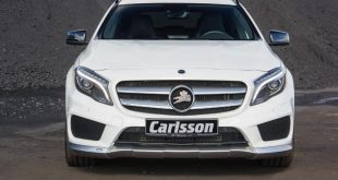 mercedes gla carlsson 5 310x165 Mercedes GLA mit mehr Power von Carlsson Tuning