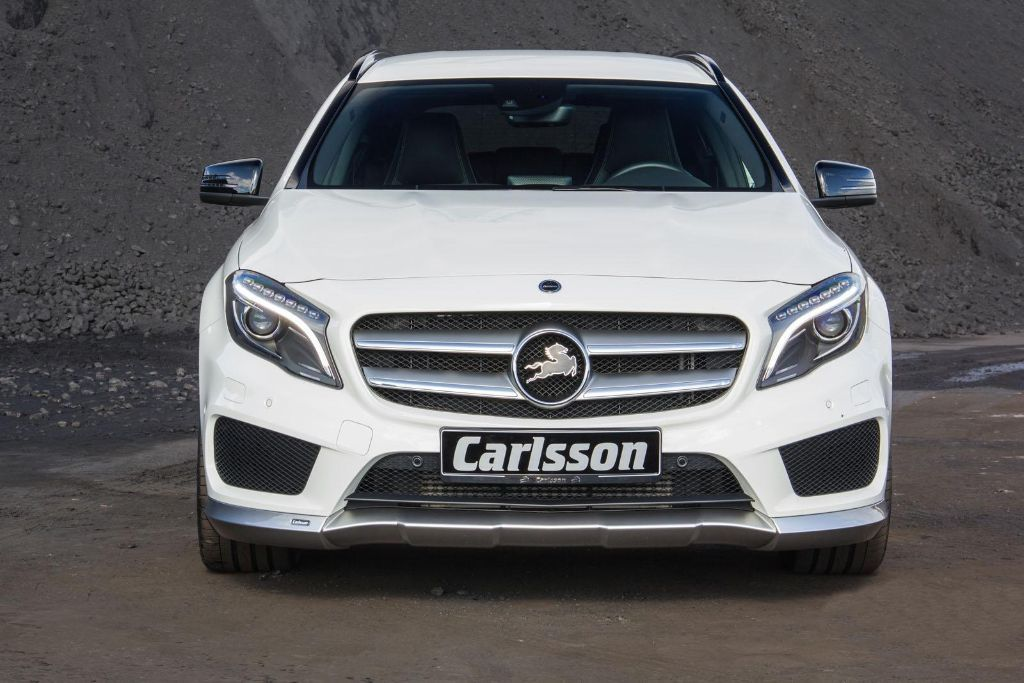 mercedes gla carlsson 5 Mercedes GLA mit mehr Power von Carlsson Tuning
