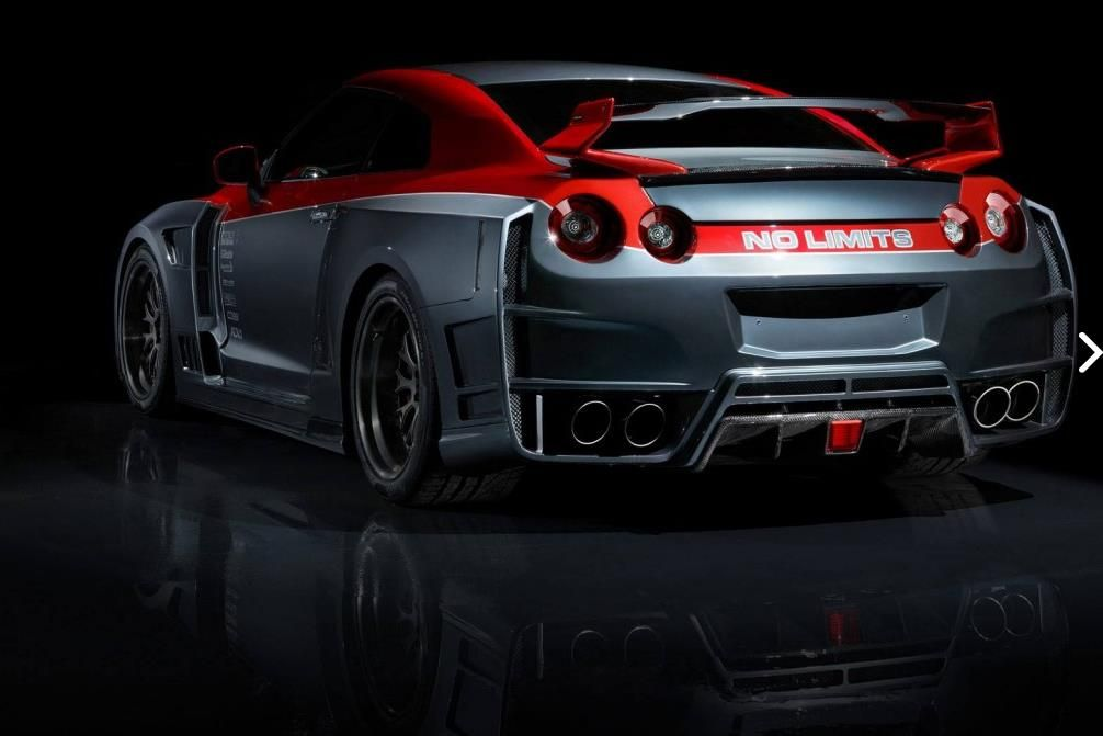 nissan gtr hks ams adv1 2 Nissan GT R Tuning by HKS & AMS Performance
