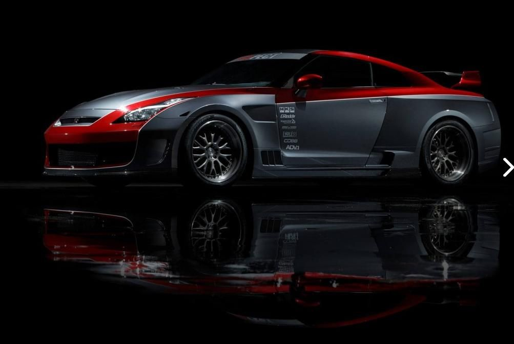 nissan gtr hks ams adv1 3 Nissan GT R Tuning by HKS & AMS Performance