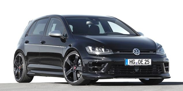 oettinger golf 7 r 1 Oettinger performt den Golf R! 360PS im Wolfsburger