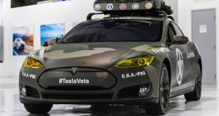 tesla model s army look 1 310x165 SS Costums   Tesla Model S mit Memorial Day Folierung
